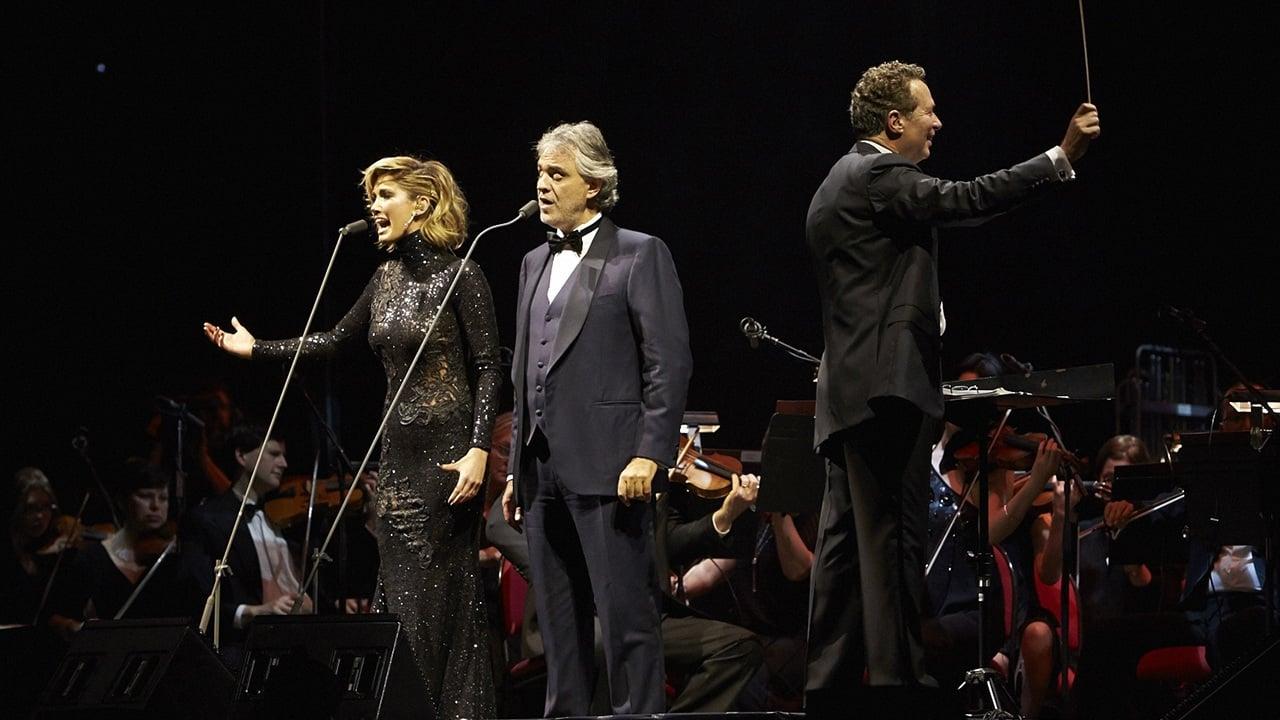Andrea Bocelli Aus and NZ Tour